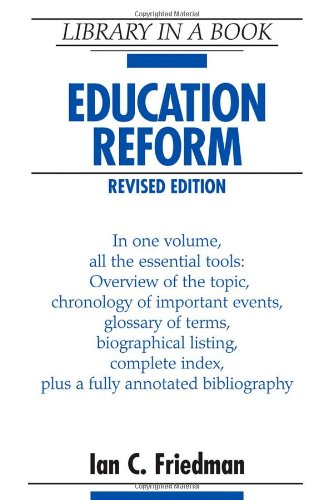 Education Reform (Library in a Book)