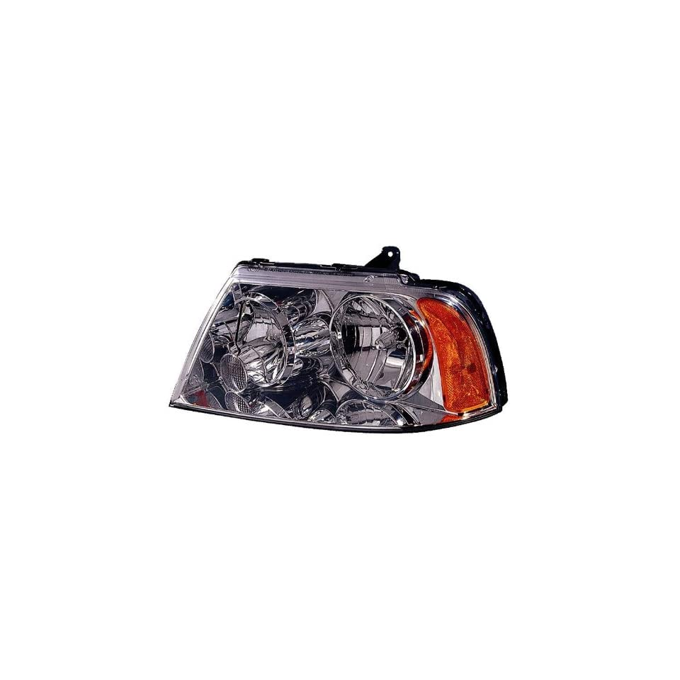 Depo 331 1189L ACN Lincoln Navigator Driver Side Replacement Headlight Assembly