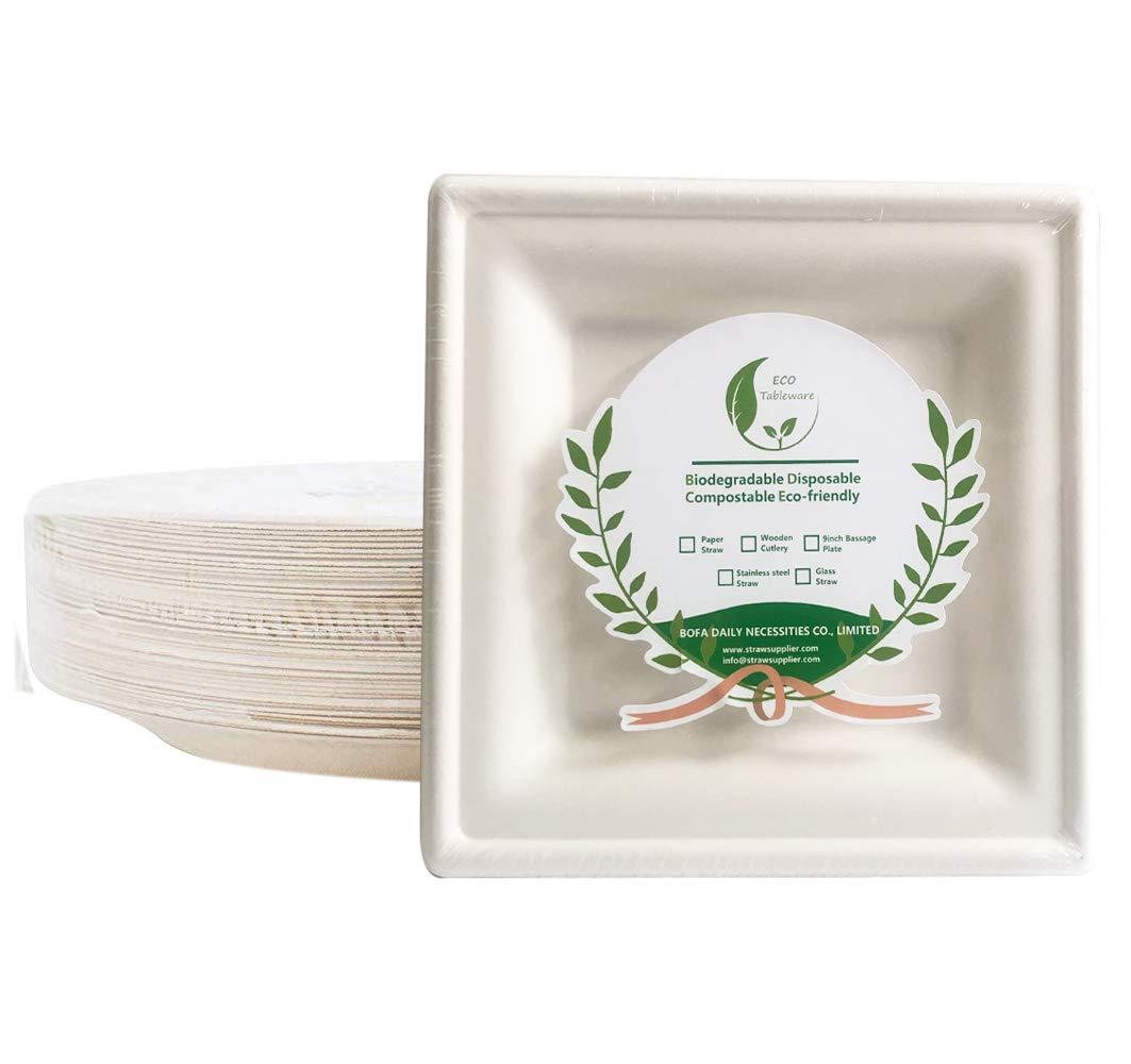 Brand New jetables en bois couteaux biodégradable compostable//Eco Friendly