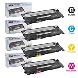 LD © 4 Dell Refurbished 1230c/1235c toners 1(Bk,C,M,Y), Office Central