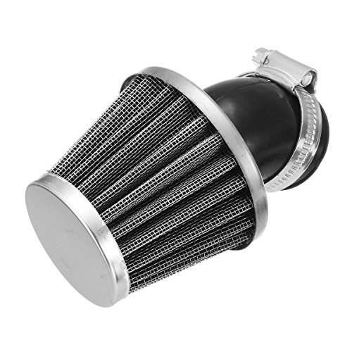 Alamor 35-50Mm Filtro De Aire Negro Apto para 50 110 125 140Cc Pit Dirt Bike Moto ATV Scooter-35Mm