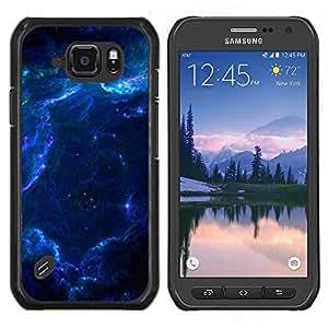 TECHCASE---Cubierta de la caja de protección para la piel dura ** Samsung Galaxy S6 Active G890A ** --Espacio