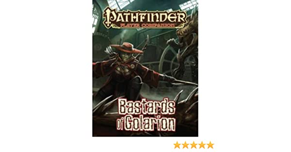 Pathfinder Player Companion: Bastards of Golarion (Paperback ...