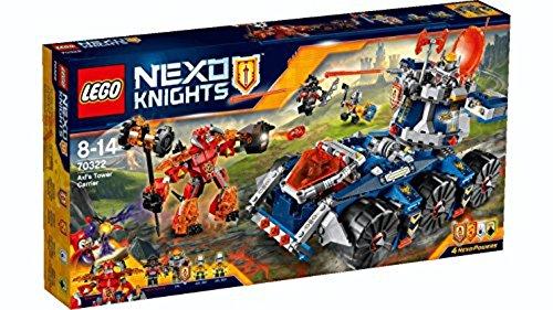 Nexo-Axls rollender Wachturm