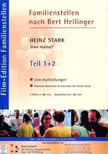 Familienstellen nach Bert Hellinger 1+2 [2 DVDs]