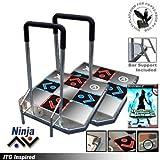 DDR SuperNova 2 for PS2 and 2 x Dance Dance Revolution Multi-Platform Ninja Professional Super Arcad