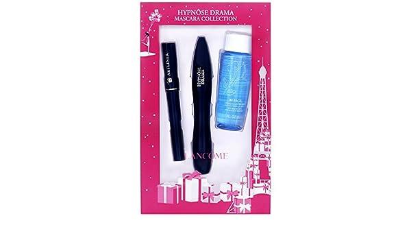 9a3628c6cc7 Amazon.com : Lancome Hypnose Drama Mascara Collection Gift Set 3 pcs :  Beauty