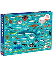 """Mudpuppy Puzzle, 1,000 Pieces, 27""""x20"""" – Perfect for Ages 8-99+ - Great Family Puzzle to Enjoy Together"""