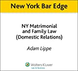 New York Bar Edge: NY Matrimonial and Family Law (Domestic Relations) Review Outline for the NY Bar Exam