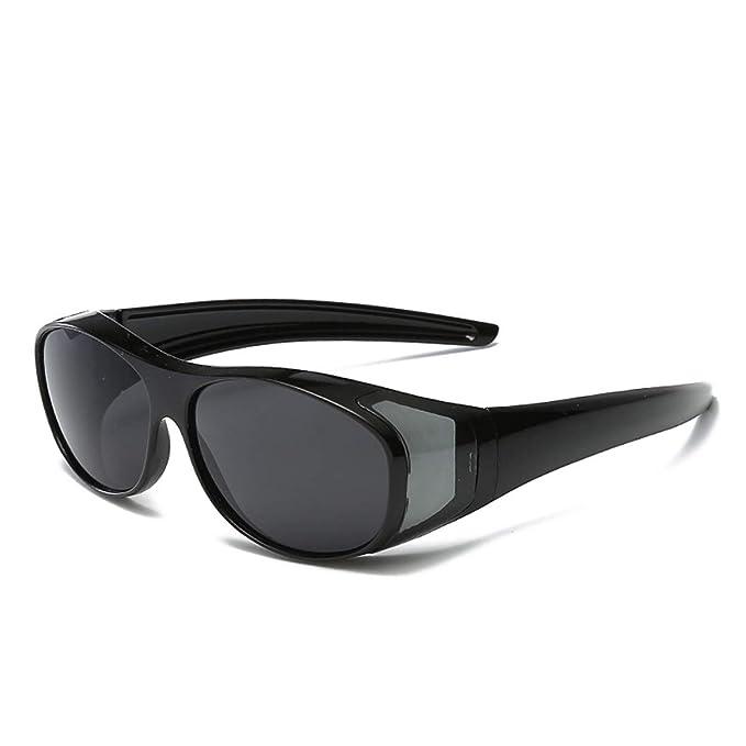 Amazon.com: Gafas de sol polarizadas unisex para conducción ...
