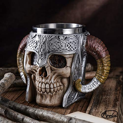 viking drinking cup - 5