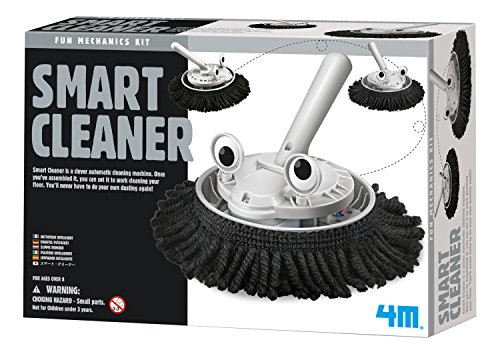 4M 3017 Smart Cleaner Building Kit