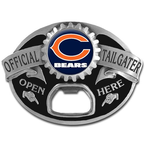 NFL Chicago Bears Tailgater Buckle