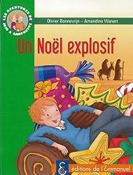 Les aventures de Jojo et Gaufrette, Tome 8 : Noël explosif