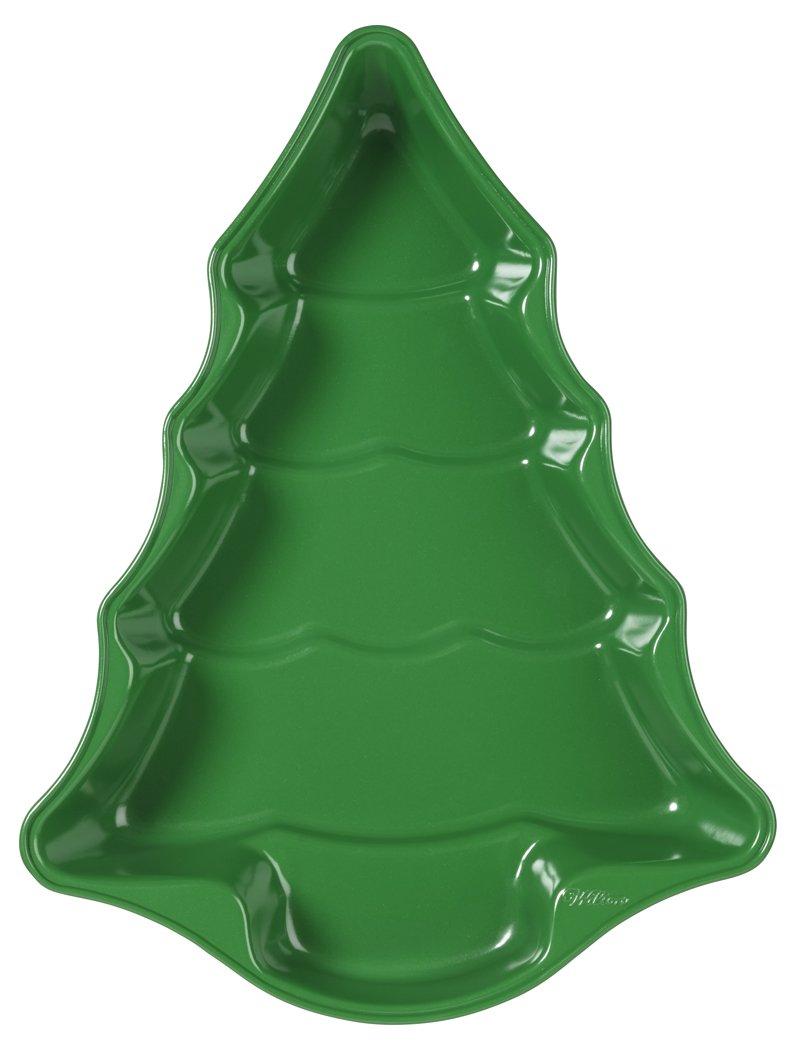 Amazon.com: Wilton 2105-0070 Christmas Tree Cake Pan: Kitchen & Dining