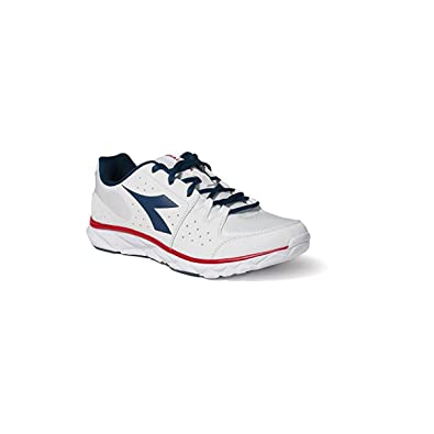 f388adaa Diadora Men's Hawk 8 Competition Running Shoes: Amazon.co.uk: Shoes ...