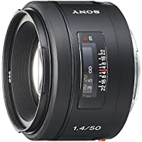 SONY 50mm F1.4 SAL50F14 - International Version (No Warranty)
