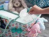 Baby Diaper Caddy Organizer by Sweetzer and Orange