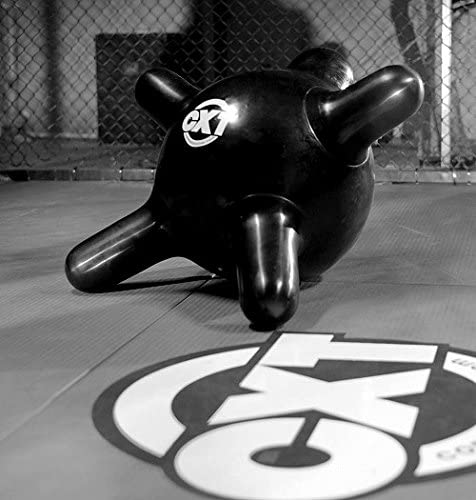 Combat X Trainer トレーニングボール L/CXTボール ブルテリア Bull Terrier ブラジリアン柔術 総合格闘技 グラップリング インストラクションDVD付属  adult