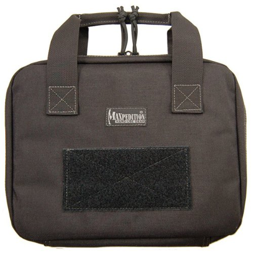 (Maxpedition Pistol Case/Gun Rug, Black, 8 -Inch x 10)