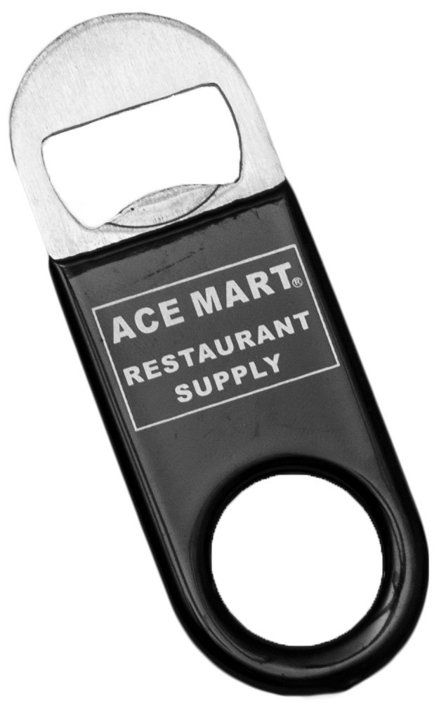 Mr. Tonic - Mini Speed Opener w/Ace Mart Logo