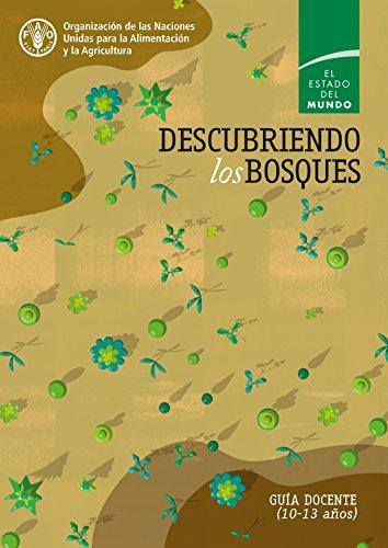 Amazon.com: Descubriendo los bosques: Guía docente (10-13 ...