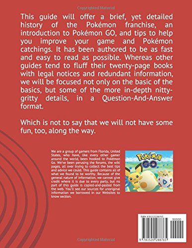 Quick Guide to Pokémon Go: The Best Tips and tricks by Paul