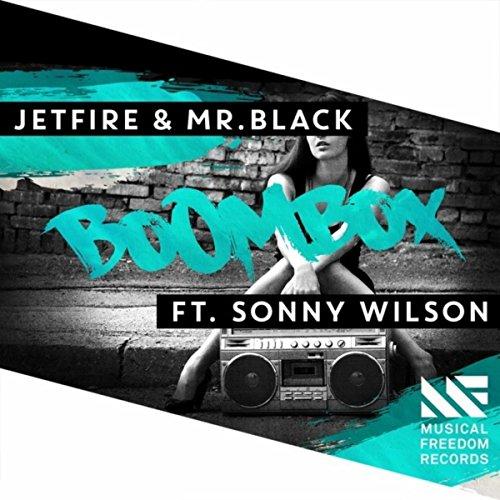 BoomBox (Musical Boombox)