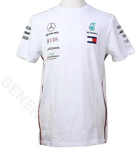 Mercedes AMG Petronas Motorsport F1/™ Mens Team T-Shirt 2020