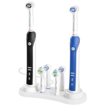 Nincha - Soporte de cabezal de cepillo de dientes con soporte para cepillo de dientes elé