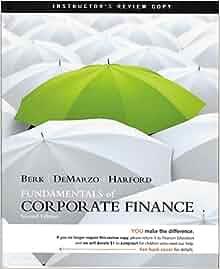corporate finance jonathan berk pdf