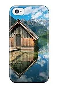 Thomas Jo Jones's Shop Christmas Gifts New Arrival Premium Iphone 4/4s Case(german Landscapes) WANGJING JINDA