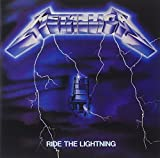 Ride the Lightning by Metallica (2010-09-28)