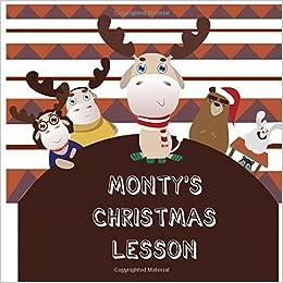 montys christmas lesson christmas book die hard christmas book christmas coloring books nightmare before christmas book volume 1 caroline bennett