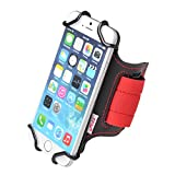 Best TFY Iphone 6 Workout Bands - TFY Sport Armband + Key Holder for 4 Review