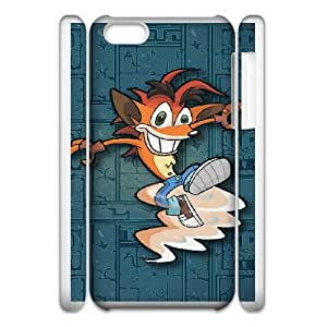 Crash Bandicoot iPhone 6 4.7 Inch Cell Phone Case 3D 53Go-289708