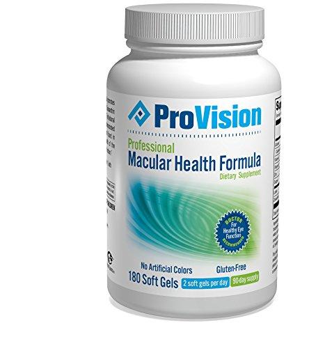 VENTE - VisiVite ProVision® AREDS 2, 180 gélules (approvisionnement de 3 mois) - Exp Date 31/10/2016