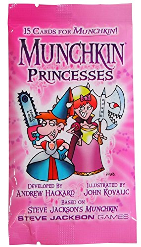 Munchkin: Princesses Booster Pack SJG 4243