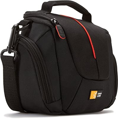 Case Logic DCB-304 Compact System/Hybrid Camera Case (Black) by Case Logic
