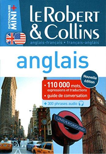 Dictionnaire Le Robert & Collins Mini Plus anglais-francais /francais-anglais (French Edition)