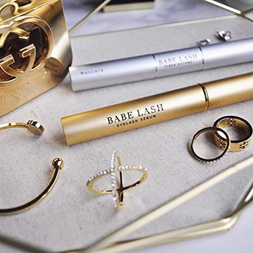 997bafe9609 Babe Lash Eyelash Serum 2mL POWERFUL Brow & Lash Enhancing Formula for  Beautiful, Strong Lashes