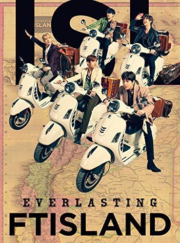 FT아일랜드(FTISLAND) EVERLASTING CD+DVD,한정판