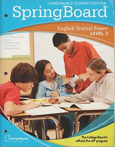 English Textual Power Level 2