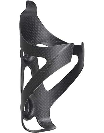 c3868af3077 TOSEEK Carbon Fiber Water Bottle Cages Lightweight Bicycle Water Bottle  Holder Bike Cages Brackets