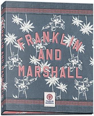 Carpeta Archivador Anillas Franklin & Marshall Grils 53017, Folio 4 Anillas (Rosa): Amazon.es: Oficina y papelería