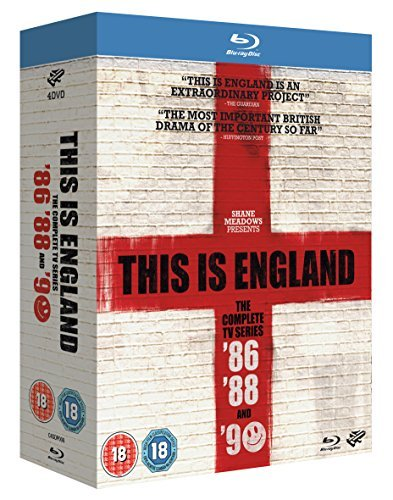 This Is England (Complete TV Series '86-'90) - 3-Disc Box Set ( This Is England '86 / This Is England '88 / This Is England '90 ) [ NON-USA FORMAT, Blu-Ray, Reg.B Import - United Kingdom ]
