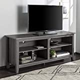 "Walker Edison Wood 58"" Console 