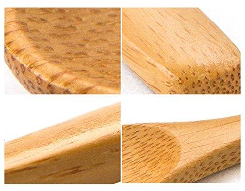 Bambus Holz L/öffel Set 5 Pieces von Express Panda/®