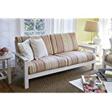 Amazon.com: Pink - Sofas & Couches / Living Room Furniture: Home ...