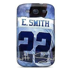 Sanp On Case Cover Protector For Galaxy S3 (dallas Cowboys)